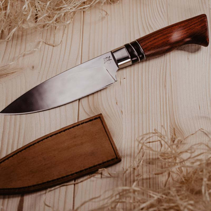 Nože Novotný - Nože z práškové oceli