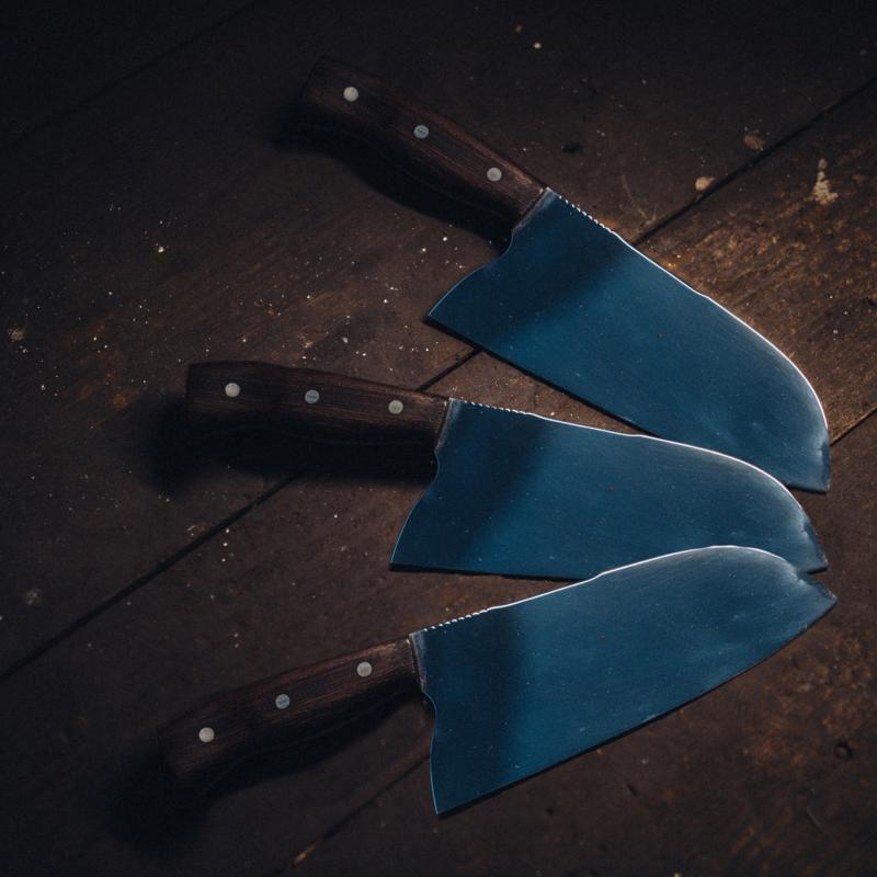 Sekáček a porcovací nůž v jednom